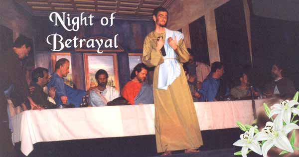 Night of Betrayal